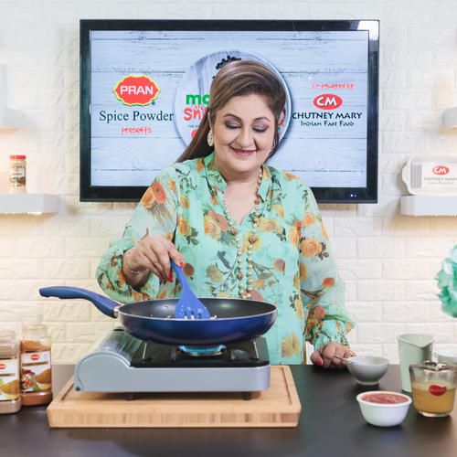 Gastronomic journey begins from March 3 with season 4 of 'Make It Snappy'