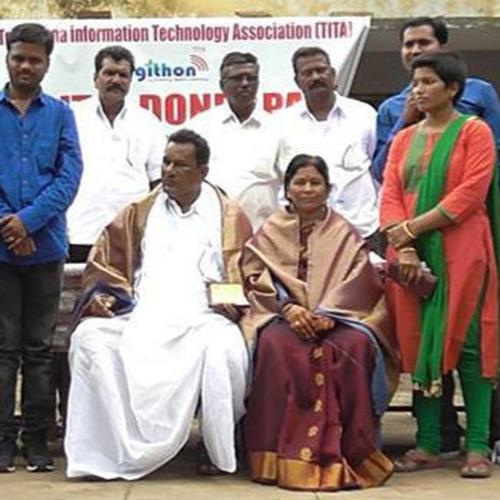 California-based NRI adopts village in Telangana