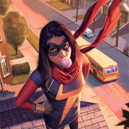 Female Muslim superhero Ms Marvel in making