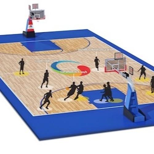 GIIS Smart Campus uses NBA-style sports technology to help players improve performance