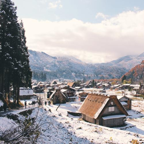 IN PICS: This Japanese village looks like Narnia and you need to visit
