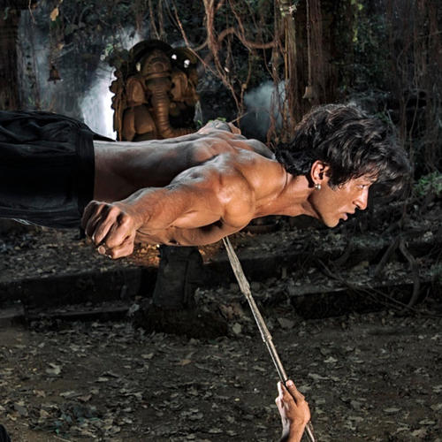 Vidyut Jammwal makes Looper\'s top 6