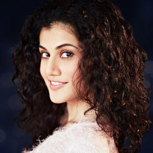 Bold, beautiful and bright Taapsee's hard-earned success