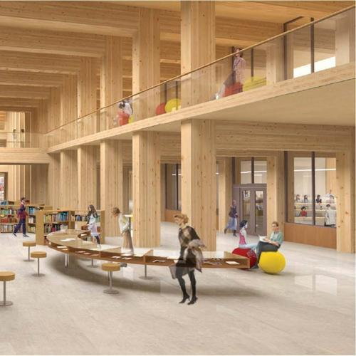 NTU to build Asia\'s largest wooden building by 2021