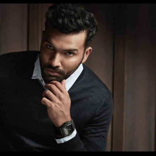 Rohit Sharma - The Hitman - in Singapore on September 30