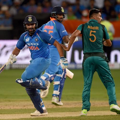 \'Hitman\' Rohit Sharma leads India to victory against Pakistan in Asia Cup