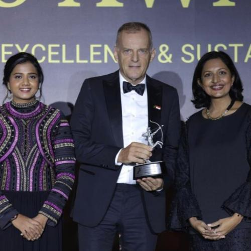 Royal DSM recognised for efforts in sustainability in Top Green Companies in Asia award