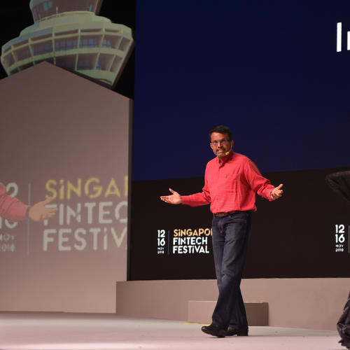 Singapore's fintech journey is about innovation, inclusion and inspiration: Ravi Menon