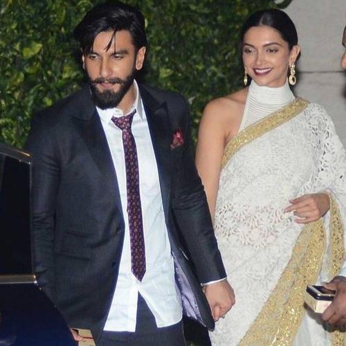 Bollywood stars Ranveer Singh and Deepika Padukone\'s Wedding Day!