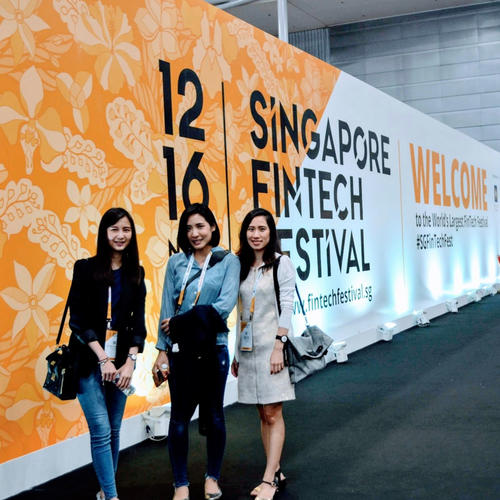 Singapore FinTech Festival to be back with bang from November 11 to 15 in 2019
