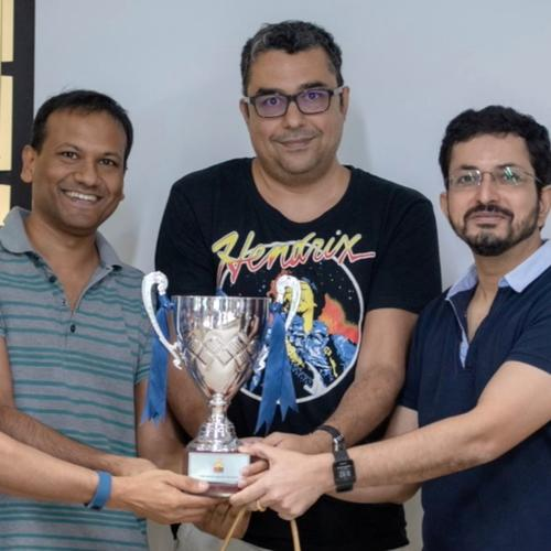 2MDB bags the trophy at Mind aMaze 2018