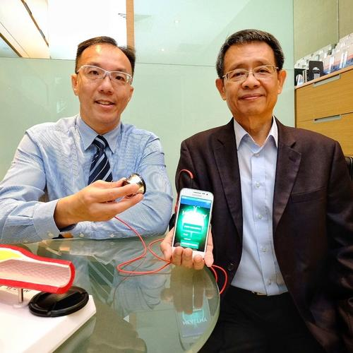 NTU and TTSH invents smart device for early intervention of congestive heart failure