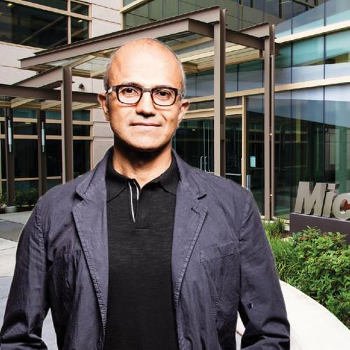 Indian Americans top best boss list: Microsoft CEO Satya Nadella 1st, Google\'s Sundar Pichai 3rd