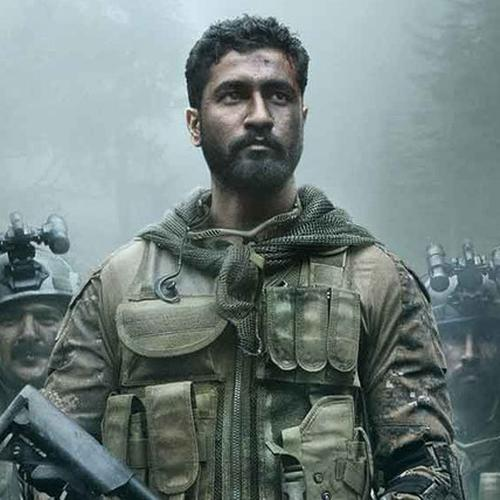 Vicky Kaushal rocks it again, this time in the Indian Army uniform