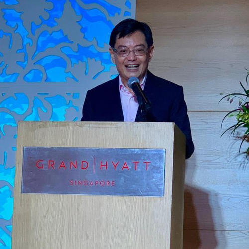 Heng Swee Keat extols grit and determination of pioneers as he calls for a muti-racial, multi-cultural and open Singapore