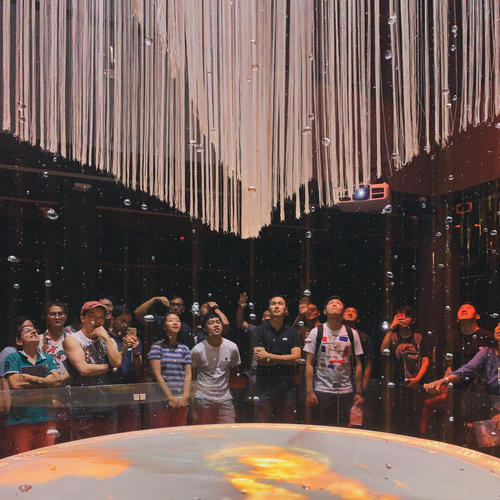 In Pics: The Bicentennial Experience in Singapore